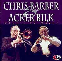 Chris Barber – That is it then!