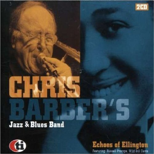 Chris Barber Jazz & Blues band – Echoes of Ellington (2cd)