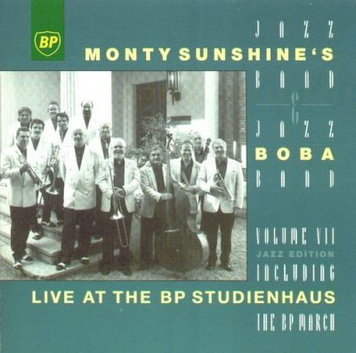 Monty Sunshine & Boba band Live at the BP Studienhaus (2cd)