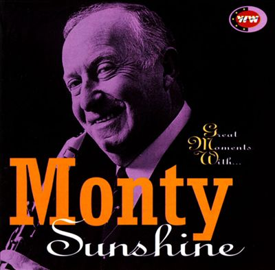 Monty Sunshine jazzband  – Great Moments with…