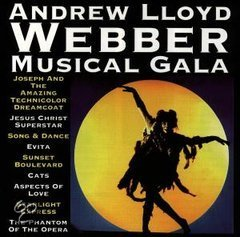Andrew Lloyd Webber Musical Gala (2cd)