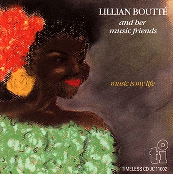Lillian Boute and her Music Friends – Music is my life