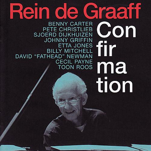 Rein de Graaff – Confirmation