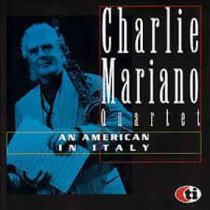 Charlie Mariano Quartet – An American in Italy