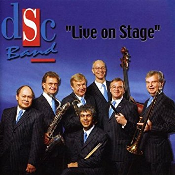 "Dutch Swing College Band – ""Live on Stage"""